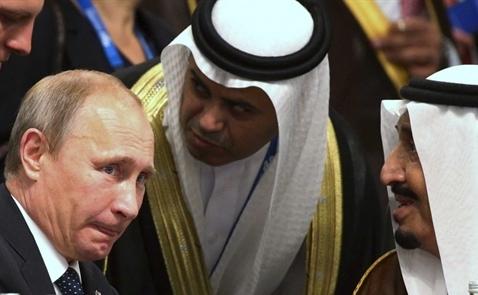 Nga và Arab Saudi mới quyết định giá dầu, chứ không phải OPEC?