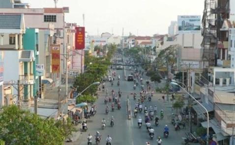 TPHCM lên phương án mở rộng đường Lê Văn Lương