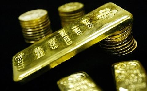 Giá vàng lên mức cao nhất trong 3 tuần khi đồng USD tiếp tục suy yếu