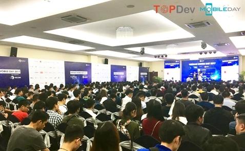Khai mạc Vietnam Mobile Day 2017: Bữa đại tiệc tưng bừng cho dân Mobile tại TPHCM