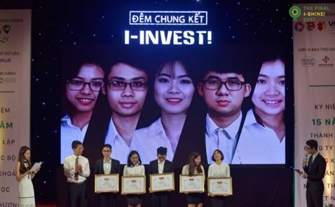 The Final I-Shine!: Đêm bùng nổ của những tài năng trẻ trong lĩnh vực kinh tế-tài chính
