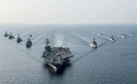 Chuyên gia địa chính trị George Friedman: Mỹ sắp sửa tấn công Triều Tiên