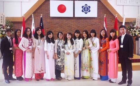 Sinh viên Việt Nam đổ xô du học Nhật Bản