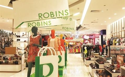 Mua Zalora, Robins mở bán đa kênh
