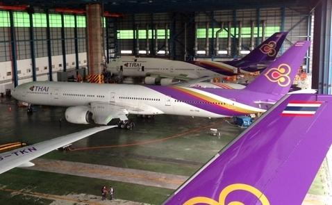 Thái Lan muốn nâng cấp sân bay, quyết soán ngôi Singapore