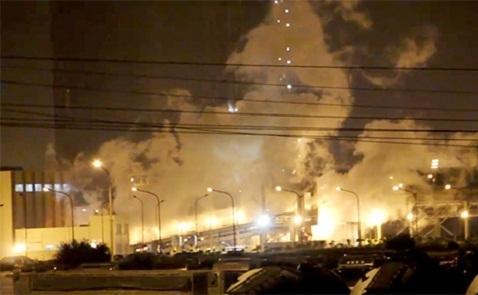 Hà Tĩnh công bố nguyên nhân gây nổ ở Formosa