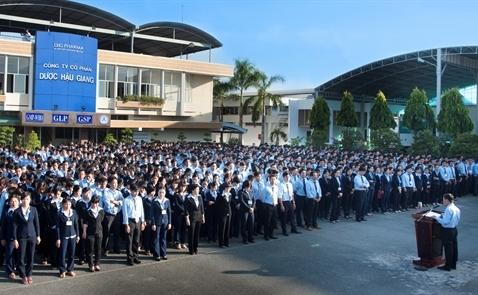 DHG duy trì phong độ Top 50 công ty hiệu quả nhất & tốt nhất Việt Nam