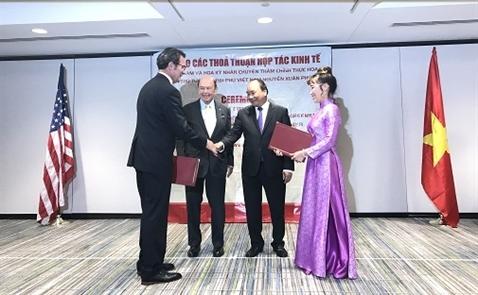 Vietjet ký hợp đồng 4,7 tỷ USD với các đối tác Mỹ