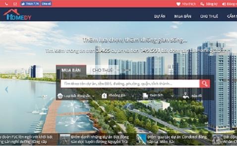 Startup thông tin bất động sản Việt Nam nhận vốn từ hai quỹ ngoại