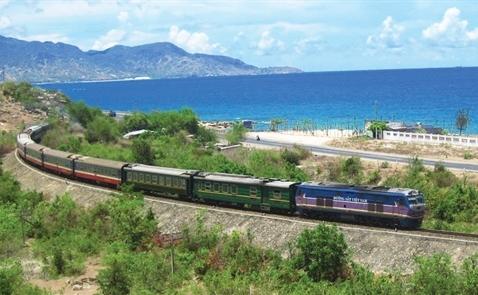 Đường sắt Việt Nam bị