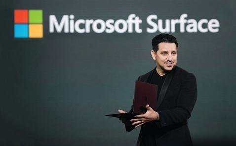 Microsoft kỳ vọng vào Surface