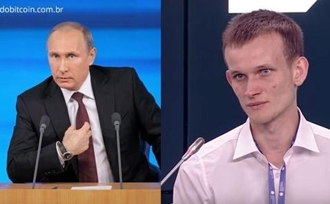 Tổng thống Nga gặp gỡ nhà phát minh tiền ảo Ethereum