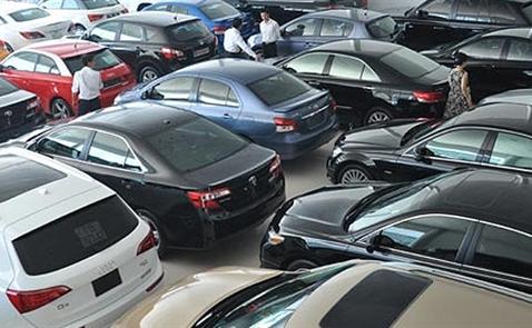 Doanh số bán xe ô tô tiếp tục sụt giảm