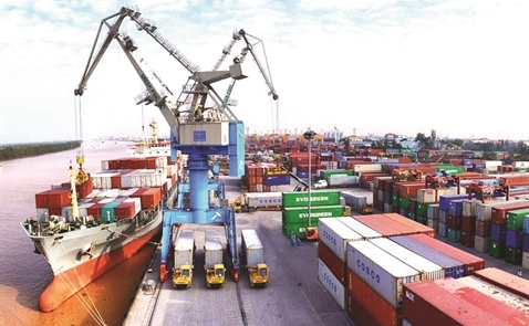 Top 50 2017: Công ty Cổ phần Tập đoàn Container Việt Nam