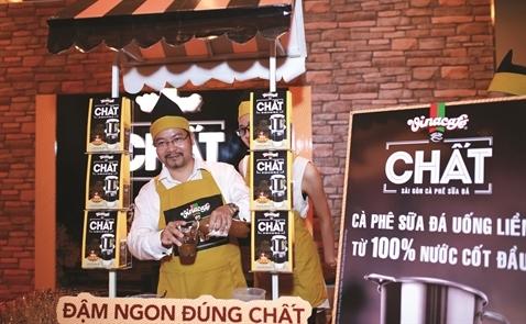 Top 50 2017: Công ty Cổ phần VinaCafé Biên Hòa