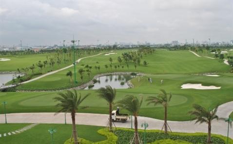 Sân golf Tân Sơn Nhất được cấp phép như thế nào
