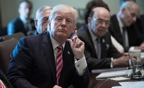 Cuộc họp Nội các của Trump: Như game shows truyền hình 'Người tập sự'