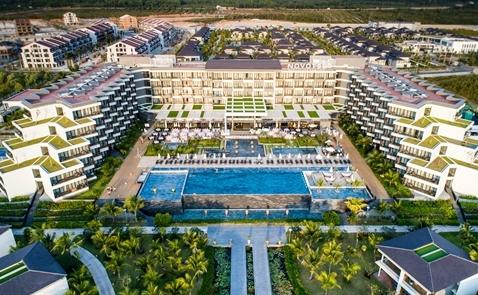Trải nghiệm nghỉ dưỡng tại Villas Novotel Phu Quoc Resort