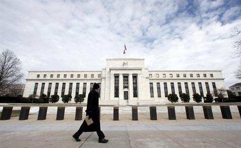 Fed nâng lãi suất, nâng dự báo tăng trưởng GDP của Mỹ trong năm 2017