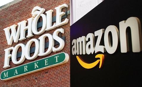 Vì sao Amazon lại thâu tóm Whole Foods?