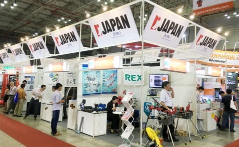 29 doanh nghiệp Nhật Bản tham dự Triển lãm máy móc công cụ cơ khí chính xác và gia công kim loại lớn nhất Việt Nam
