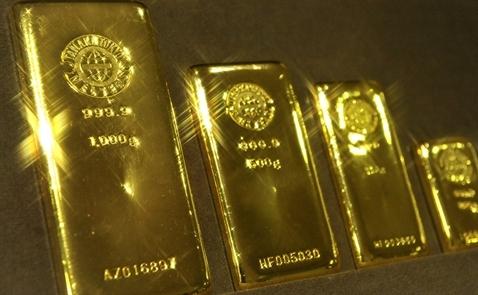 Giá vàng tiếp tục chịu áp lực giảm trong ngắn hạn