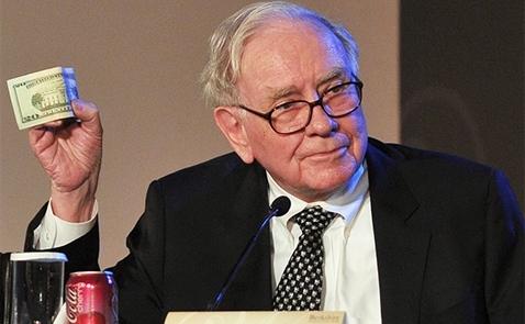 Warren Buffett tự nhận mình là vấn đề của nước Mỹ