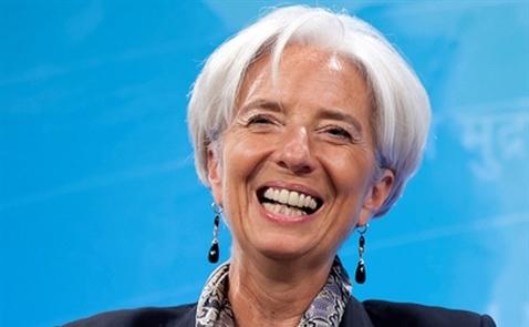 Bài học đứng lên từ thất bại của nữ giám đốc IMF