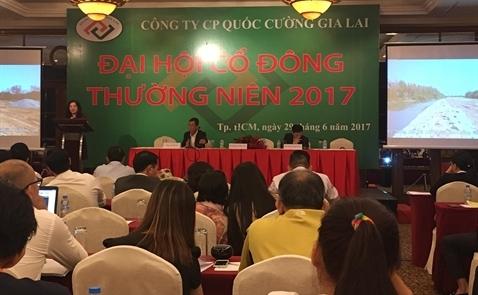 Quốc Cường Gia Lai chưa ký chuyển nhượng dự án Phước Kiển