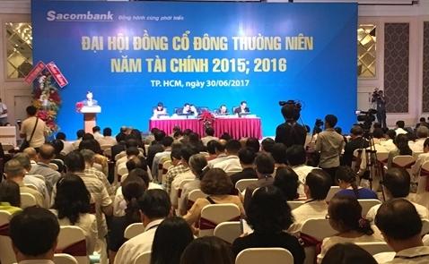 Ông Dương Công Minh làm Chủ tịch Sacombank nhiệm kỳ 2017-2021