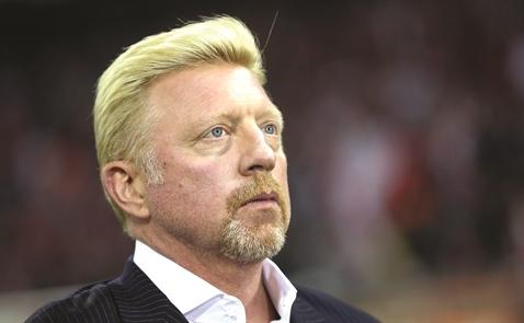 Vì sao huyền thoại Boris Becker phá sản?