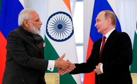 Ấn Độ đang xây con đường tơ lụa của riêng mình?