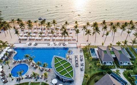 Tận hưởng trại hè tại Villas Novotel Phu Quoc Resort