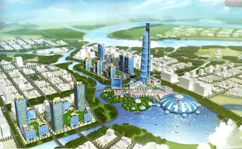TPHCM kiến nghị cho HFIC đầu tư Trung tâm tài chính tại Thủ Thiêm