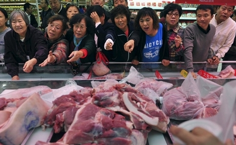 Giá thực phẩm thế giới lên mức cao nhất trong 2 năm