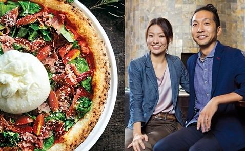 Xem người Nhật làm Pizza triệu đô tại Việt Nam!