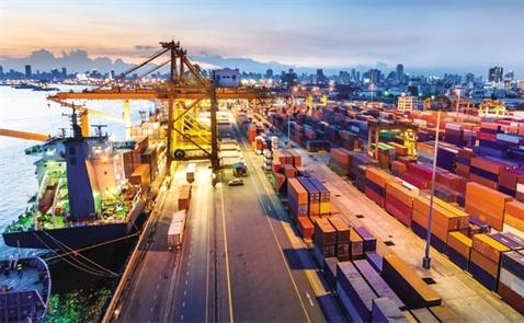 Xuất khẩu hàng hóa tăng trưởng mạnh nhất 5 năm