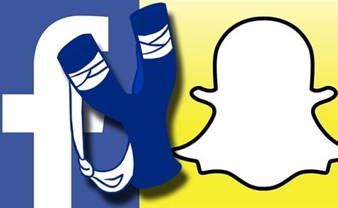 Mua không được Snapchat, Facebook quyết đè bẹp đối thủ