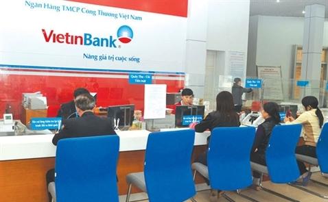 Lợi nhuận VietinBank ước tăng 12% sau nửa đầu năm
