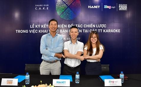 HANET cam kết chi trả tiền bản quyền cho các trung tâm kinh doanh Karaoke trên toàn quốc