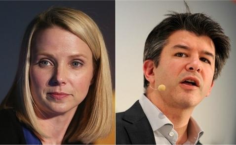 Marissa Mayer sẽ trở thành CEO mới của Uber?