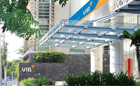 Lợi nhuận VIB tăng 25% trong 6 tháng đầu năm