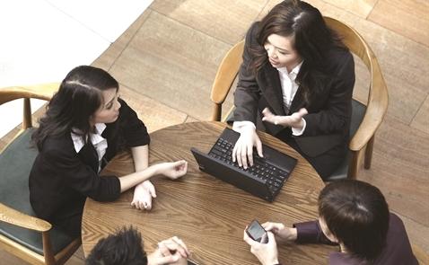 Có ưu ái nào cho nữ lãnh đạo startup?
