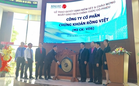 Rồng Việt chính thức chuyển niêm yết 70 triệu cổ phiếu lên HOSE