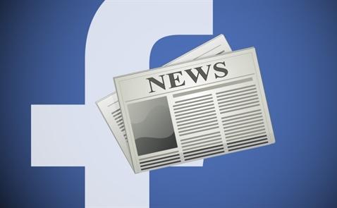 Từ tháng 10, người dùng có thể phải trả phí khi đọc báo qua Facebook