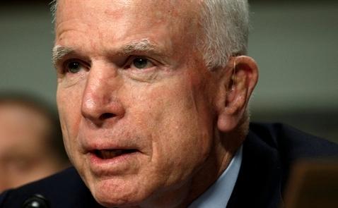 Thượng nghị sĩ John McCain được chẩn đoán ung thư não