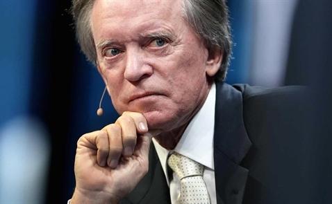 Bill Gross: Khủng hoảng sẽ xảy ra nếu Fed tiếp tục nâng lãi suất