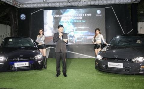 """Volkswagen Việt Nam chính thức mang Scirocco R & GTS – """"Cơn lốc Địa Trung Hải"""" tới Việt Nam"""