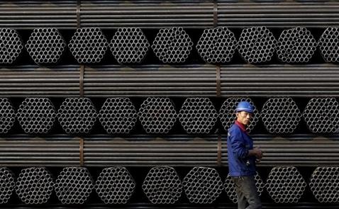 Giá thép thế giới phục hồi nhờ Trung Quốc
