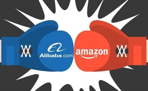 Amazon chuẩn bị tiến vào Đông Nam Á